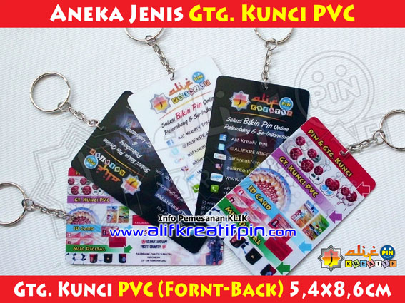 Foto Display Ganci PVC (F-B) 5,4x8,6cm