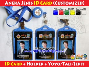 Foto Display ID Card (Customized)