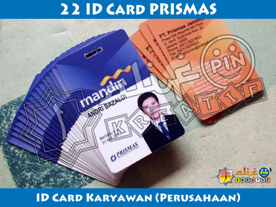 Project PRISMAS - ID Card PRISMAS
